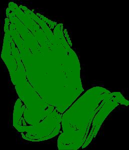 Praying Hands For Prayer request